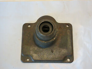 Gpw Jeep Willys Mb T84 Transmission Shift Tower Cover Original