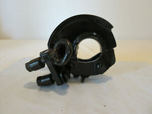 Gpw Jeep Willys Mb Wwii Late Style Stamped Pintle Hook Hitch