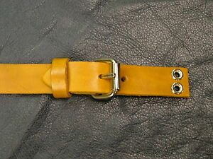 Austin Healey Leather Bonnet Hood Strap