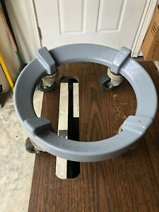 Vintage Hobart Heavy Duty Bowl Dolly For Hobart Floor Mixers 9171 16 Diameter