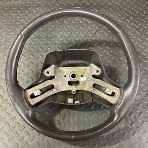 97 01 Jeep Cherokee Xj Steering Wheel Excelent Condition Read Description