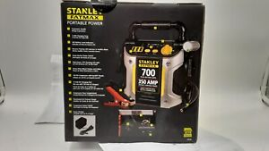 Stanley Fatmax Battery Charger Car Jump Starter Emergency Power Supply Auto 700a