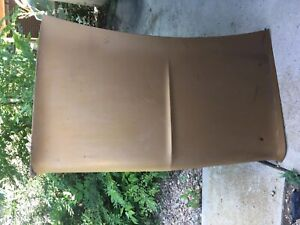 1971 1972 1973 1974 Plymouth Duster 1 Fender 2 Trunk Lids