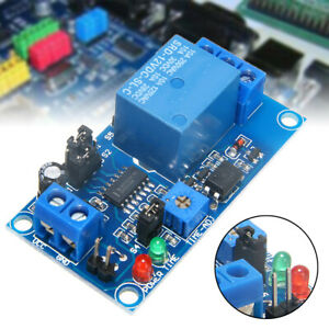 Dc 12v Time Delay Relay Module Circuit Timer Timing Board Switch Trigger Module