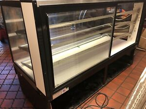 Used Bakery Display Cases
