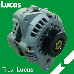 Lucas Alternator For 95 96 Mitsubishi Montero 3 0l 97 Montero Sport 94 97 3 5l