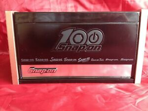 Snap On 100th Aniversary Mini Micro Top Chest Tool Box Rare Brand New
