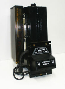 Coinco Ba52r 24v Dollar Bill Acceptor Validator In Excellent Working Condition