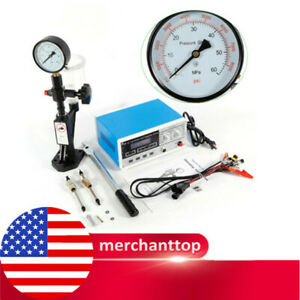 Combination Cr c Multi Function Diesel Common Rail Injector Tester For S60h