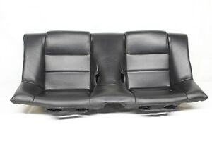 2007 Ford Mustang V6 Convertible 114 A Rear Lower Seat Cushion Leather Oem