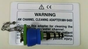 Olympus Mh 948 Air Water Channel Cleaning Adaptor In Excellent Condition