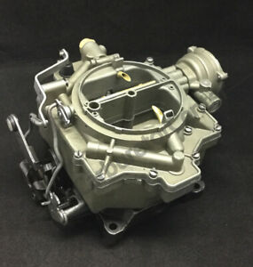 1957 1958 Chevrolet Rochester 4gc Carburetor Remanufactured