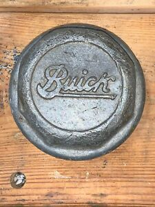 Vintage Antique Buick Threaded Grease Dust Axle Hub Cap 1920 s 1930 s