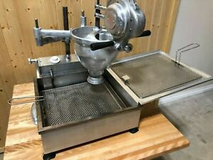 Belshaw 616a Countertop Donut Fryer reconditioned
