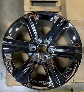 Gm 19301157 22 Chrome Oem Wheel Tahoe Suburban Escalade Silverado Sierra