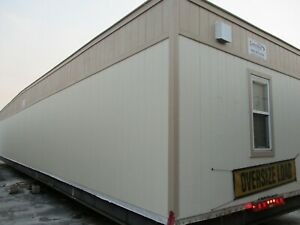Used 2008 14x76 Mobile Office Trailer Sn 2037 Kansas City Mo