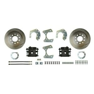 1962 76 Mopar W dana Or 8 3 4 Rear Disc Brake Conversion Mdcrdm1