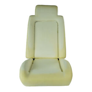 1978 88 Regal Grand National Cutlass Monte Carlo Highback Front Bucket Seat Foam
