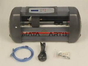 100 240v 375mm Sign Sticker Vinyl Cutter Sk 375t Cutting Plotter Machine