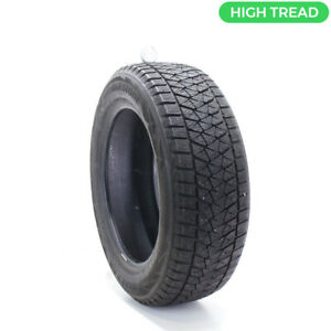 Used 235 60r18 Bridgestone Blizzak Dm V2 107s 10 32