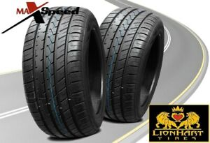 qty Of 2 Lionhart Lh five 295 25r20 95w Xl Performance Tires