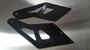 Jeep Grand Cherokee 1999 2010 Led Light Bar Brackets For 52 Curved