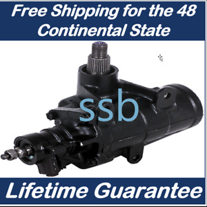 92 Power Steering Gear Box For 3 Bolt Mount Monte Carlo Caprice Impala