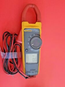 Fluke 373 True Rms Ac Dc Clamp Meter