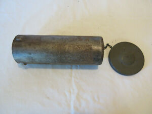 Gpw Jeep M38 Willys Mb Military Large Mouth Fuel Gas Tank Cap Filler Tube