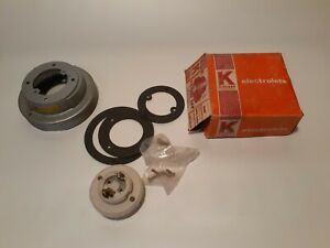 New In Box nos Killark Threaded Fixture Cap And Gaskets Vfc 200