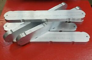6 6061 Aluminum Billets From Cnc Good For Projects Art Ect 19 3 4 X 3 X 1
