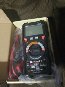 Auto ranging Kaiweets Digital Multimeter Trms 6000 Counts Ohmmeter Voltmeter