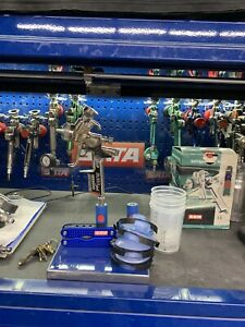 Sata Jet 2000 Hvlp Serial 021734 1 4 With Extras