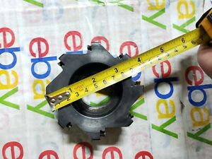 Carboloy Seco 4 4 Inch Indexable Facemill Face Mill Cutter R220 69 04 00 16
