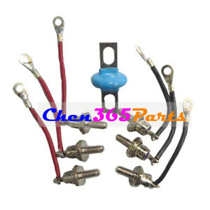 Rsk1001 Diode Rectifier Rectified Wheel Service Kit For Generator Genset Parts