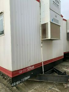 Reduced Used 2008 12 X 60 Mobile Office Trailer S 737908 Houston Tx