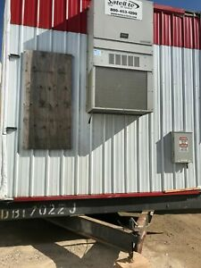 Reduced Used 2017 144 X 64 Mobile Office Trailer 7022a l Houston Tx