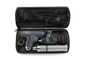 Welch Allyn 3 5 V Halogen Hpx Diagnostic Set Including Panoptic Ophthalmoscope