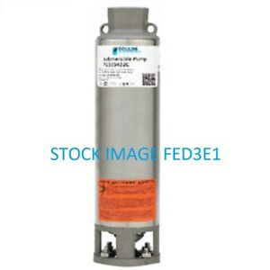 Goulds 10gs10 Submersible Water Well Pump End Only Requires 1hp Motor