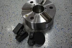 New Bison 2405 315 110k 12 3 Jaw Power Lathe Chuck kitagawa Bb212