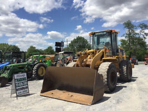 1998 Caterpillar 938g Articulated Wheel Loader W Cab Super Clean Job Ready