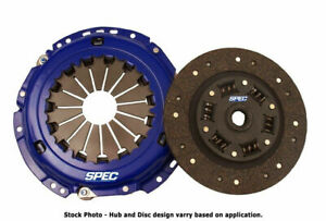Spec Stage 1 Single Disc Clutch Kit For 85 87 Dodge Conquest Intercooled Sm521