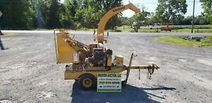 Vermeer Bc625 Pull Type Chipper Only 686 Hours Auto Feed