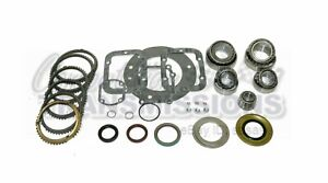 Ford Truck Zf S5 42 Rebuild Kit 1987 95 5 Speed Transmission With Synchros
