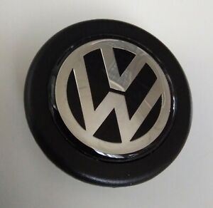 Horn Button Vw Classic Badge Fits Omp Nrg Deep Dish Steering Wheel