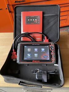 Snap On Solus Edge Scanner 19 4 Eesc320 Domestic Asian European Like New