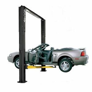 Quality Lifts Eq10 10k Two Post Lift
