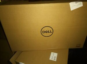2 Empty Dell Laptop Boxes Come Not Broken Down With Original Packing