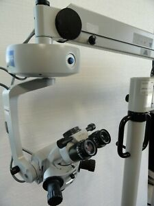 Zeiss Opmi Visu 150 Ophthalmology Microscope S5 Stand Surgical Surgery