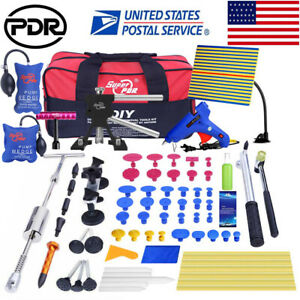 87 Pdr Tools Dent Puller Paintless Hail Repair Ding Hammer Line Board Removal